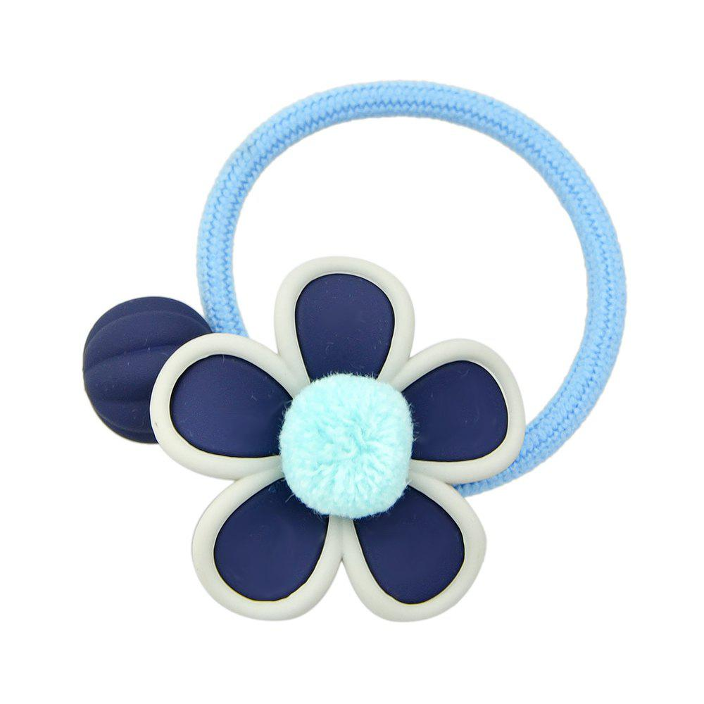Cheap Simple Model Elastic Rope with Flower Hairband