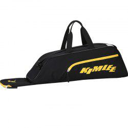Kimlee Baseball Tote Bag T-ball Softball Bat Equipment Gear for Teens Youth -