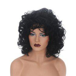 Women Fashion Synthetic Wig Curly Natural Hair Accessory -