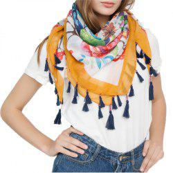 Fashionable Autumn and Winter Fad Scarf Shawl -