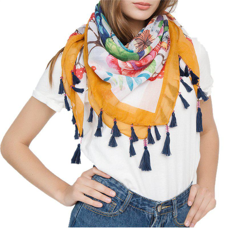 Hot Fashionable Autumn and Winter Fad Scarf Shawl