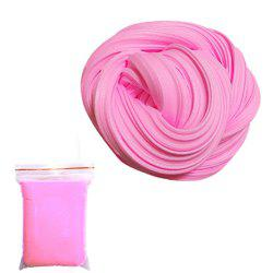 Kit de boule de coton doux 3D Fluffy Foam Clay No Jouet de métier Borax Education -