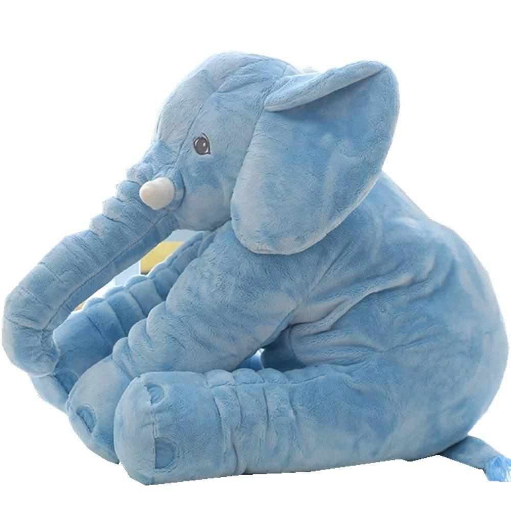 Affordable Infant Soft Appease Elephant Playmate Calm Doll Baby Toy