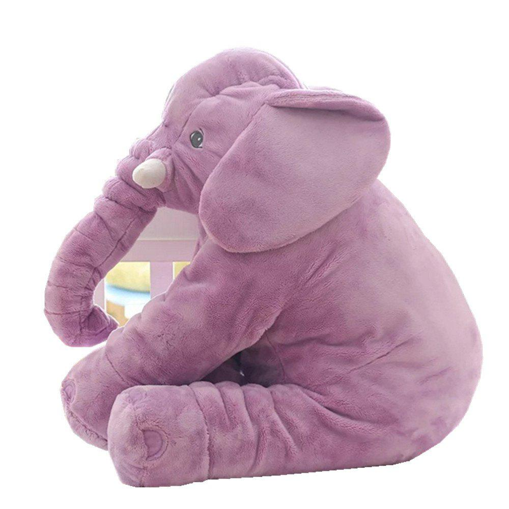 Trendy Infant Soft Appease Elephant Playmate Calm Doll Baby Toy