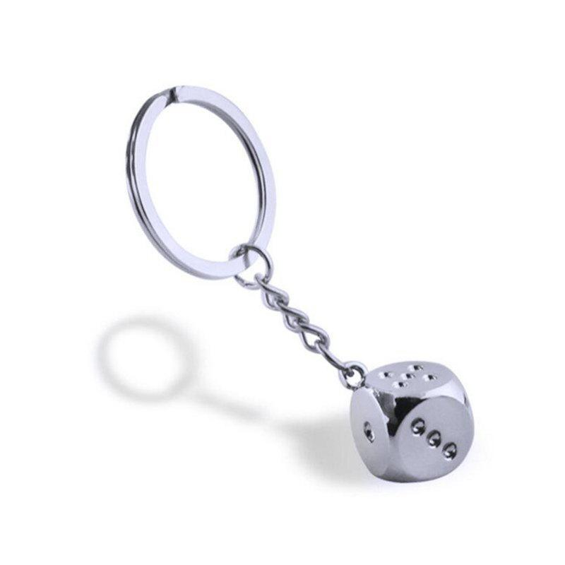 Online Creative New Personality Metal Keychain