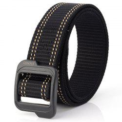 Enniu Plastic Buckle Quick-Drying Durable Weaving Tactical Belt -