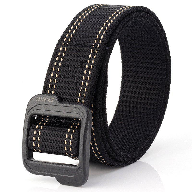 Discount Enniu Plastic Buckle Quick-Drying Durable Weaving Tactical Belt