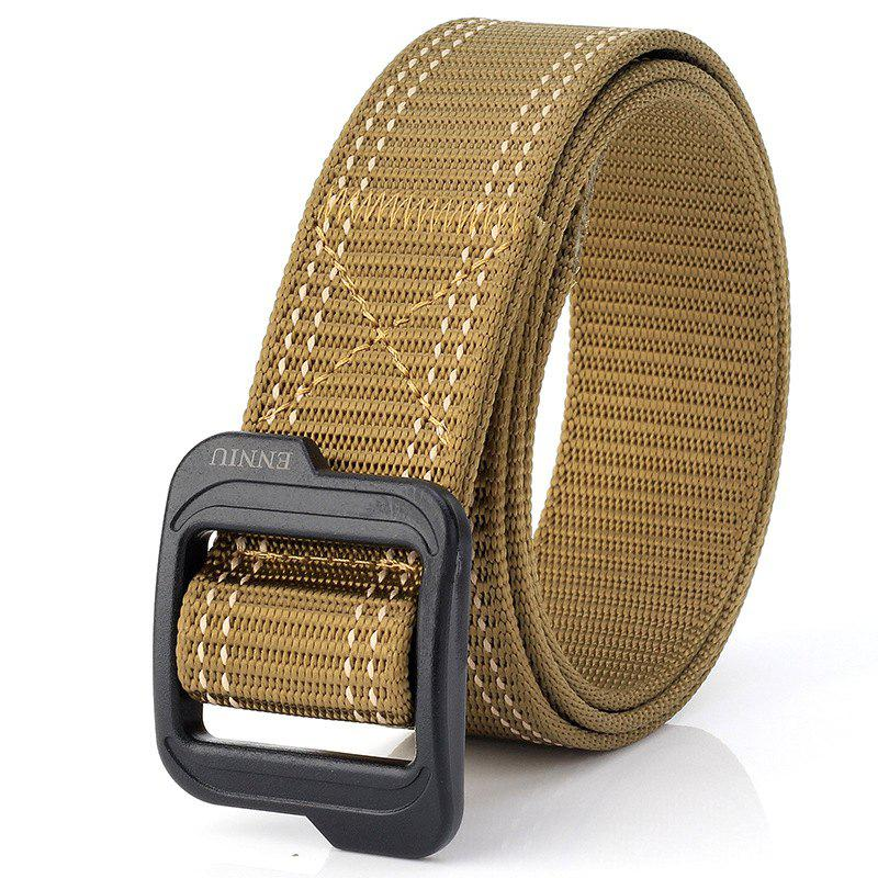 Outfits Enniu Plastic Buckle Quick-Drying Durable Weaving Tactical Belt
