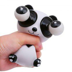 Funny Cartoon Animal Squeeze Pop Toy Out Eyes Doll Stress Relief Christmas Gift -