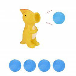 Popper Squeezable Foam Ball Shooter Toy -