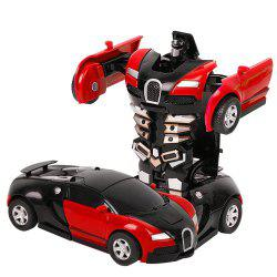 One-step Transform Toy Cars -