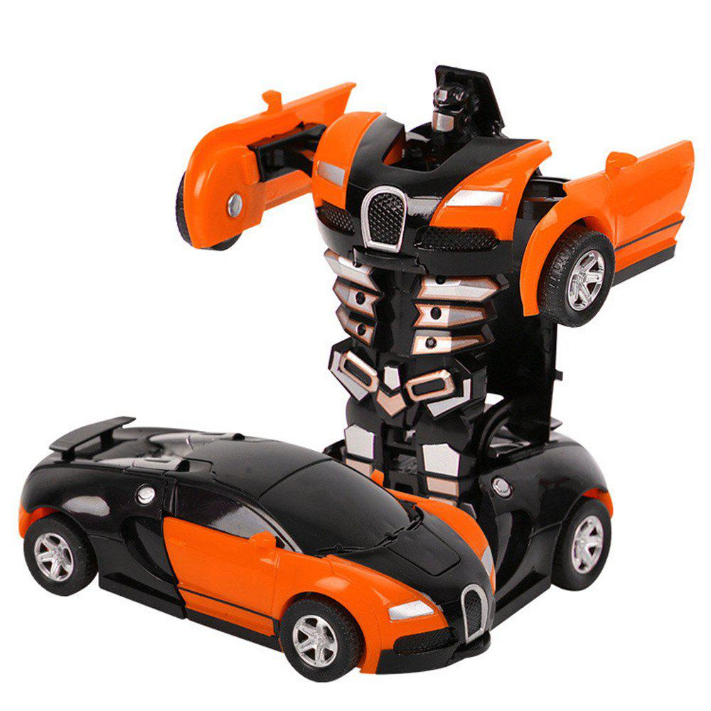 Affordable One-step Transform Toy Cars