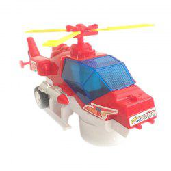 Electric Universal Flashing Music Helicopter -