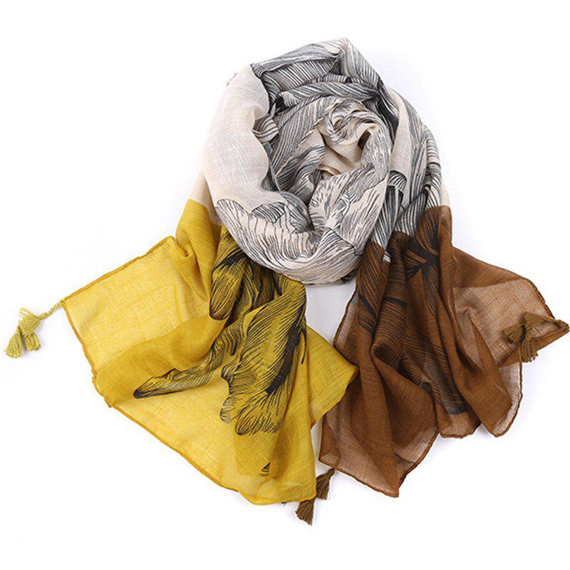 New Summer Fashion Eagle Pattern Sun Protection Scarf