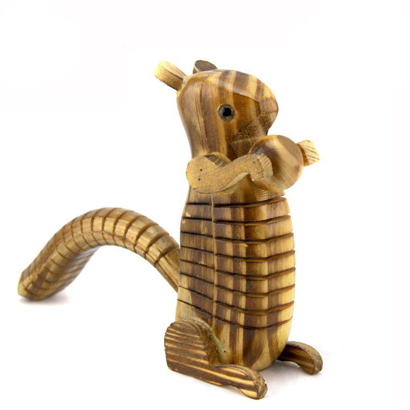 Outfits Simulation Animals Wooden Model Toy