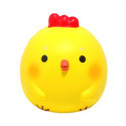 Jumbo Squishy Chicken Baby Squishy Soft Doll Squeeze Toy -