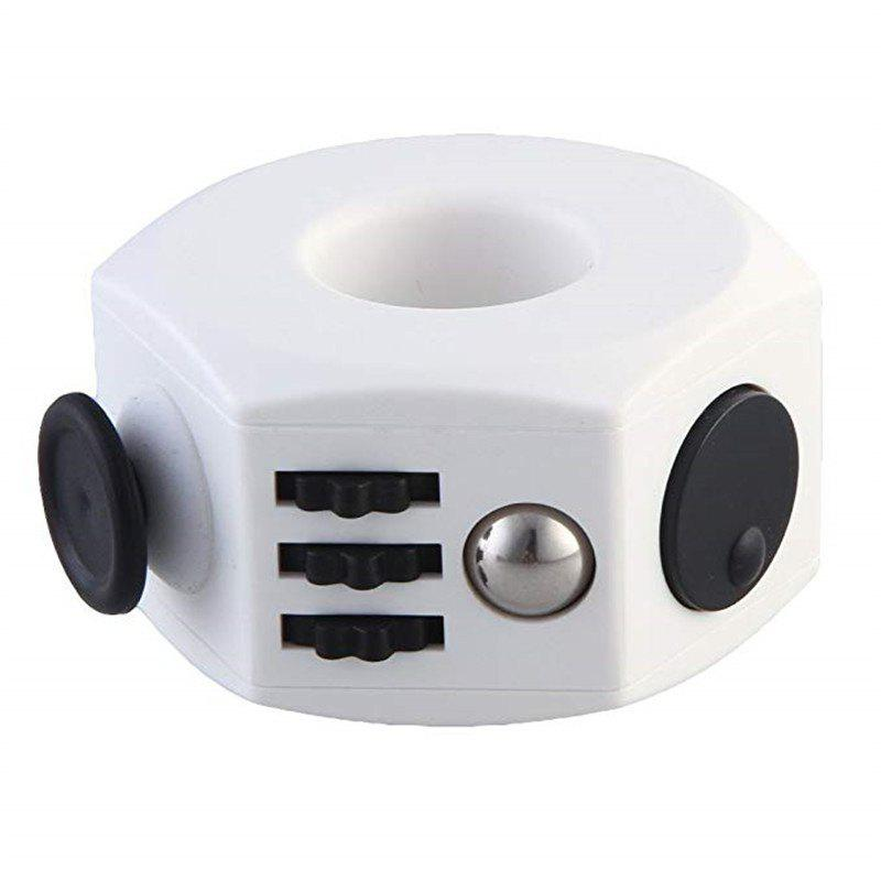 Store Fidget Magic Finger Ring Cube Desk Toy Anti Stress Children Gifts Game