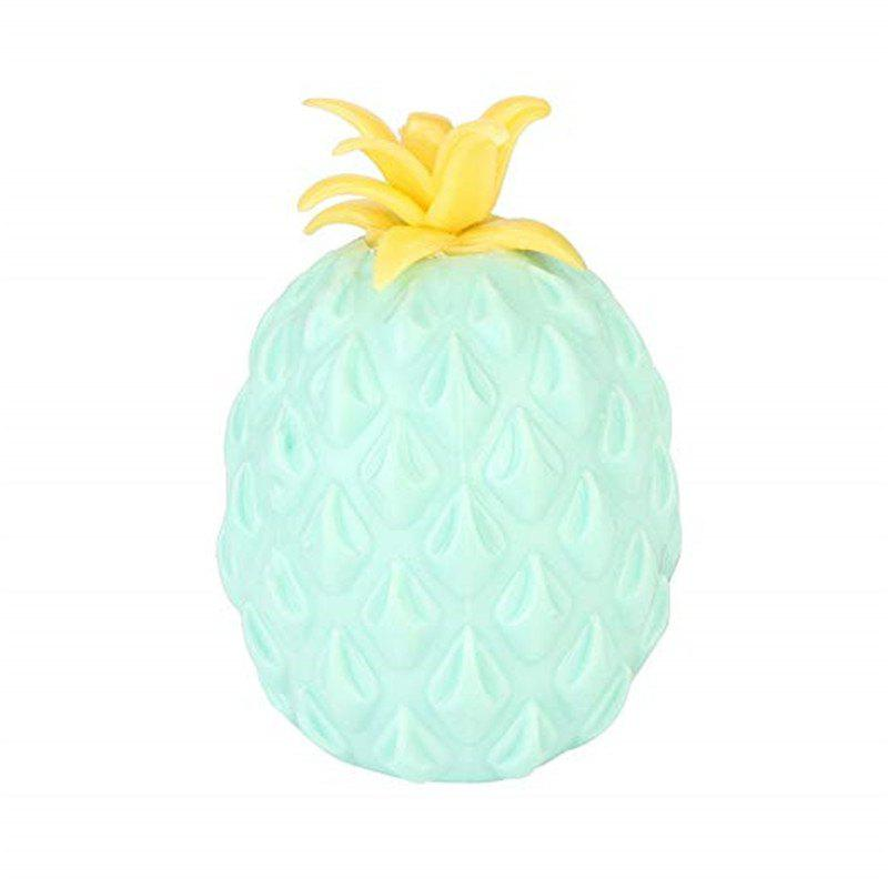 Fancy Jumbo Squishy Cute Pineapple Creamy Scent for Kids Pressure Stress Relief Toy