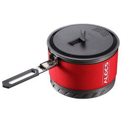 ALOCS Energy Portable Outdoor Picnic Pot CW-S10 -