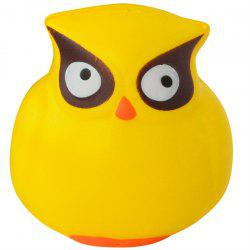 Owl Cream Scented Cute Squishy Toys Stress Reliever Squeeze Slow -