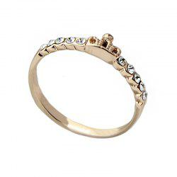 Minimalist Delicate Alloy Party Finger Ring for Women -
