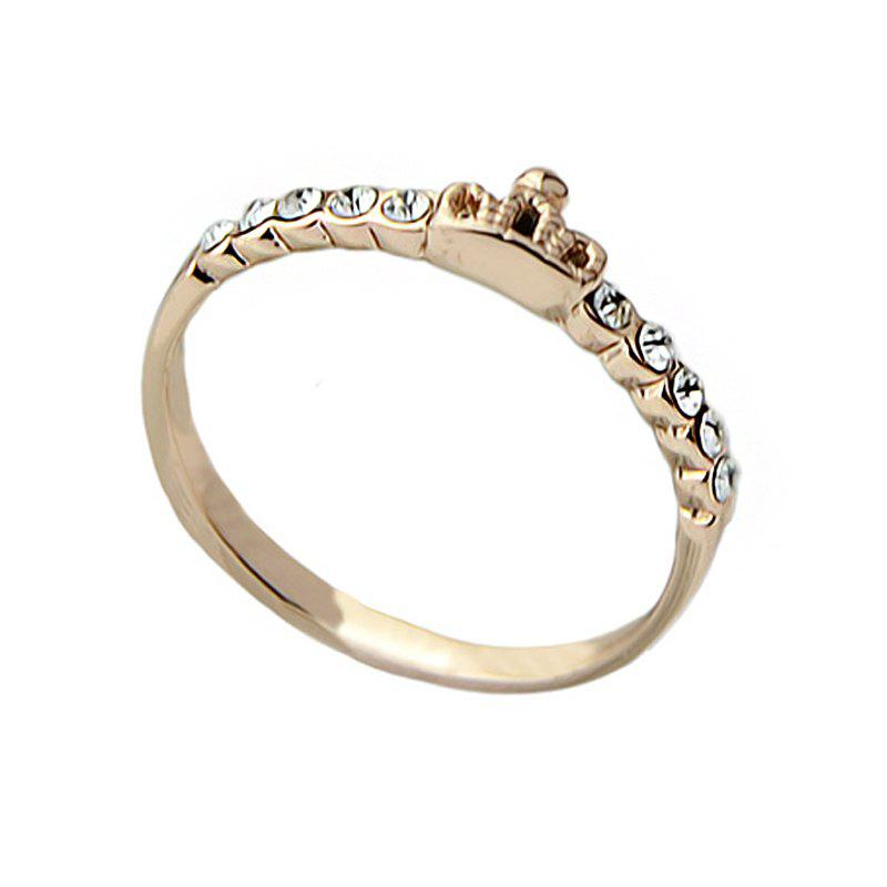 Online Minimalist Delicate Alloy Party Finger Ring for Women