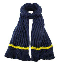 Fashion Winter Warm Knitted Long Scarf for Women -