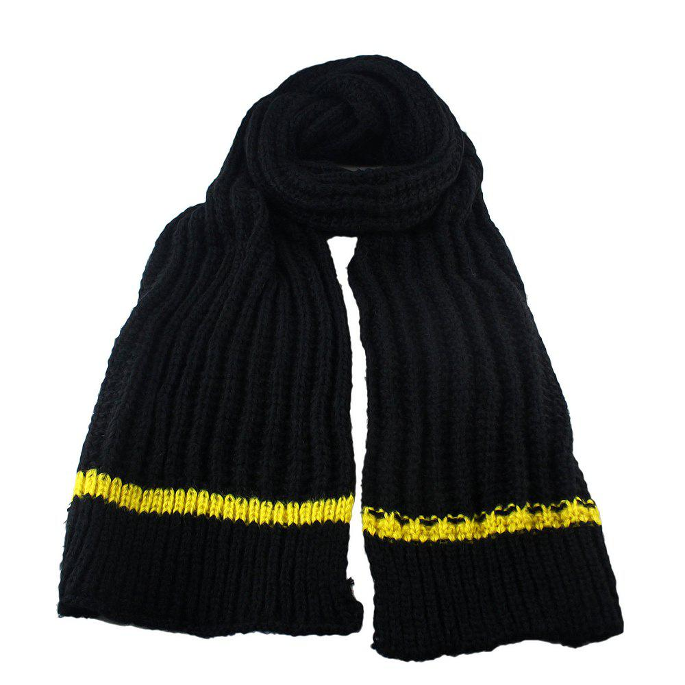 Affordable Fashion Winter Warm Knitted Long Scarf for Women