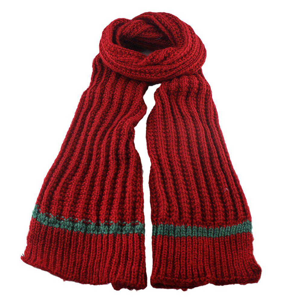Shop Fashion Winter Warm Knitted Long Scarf for Women