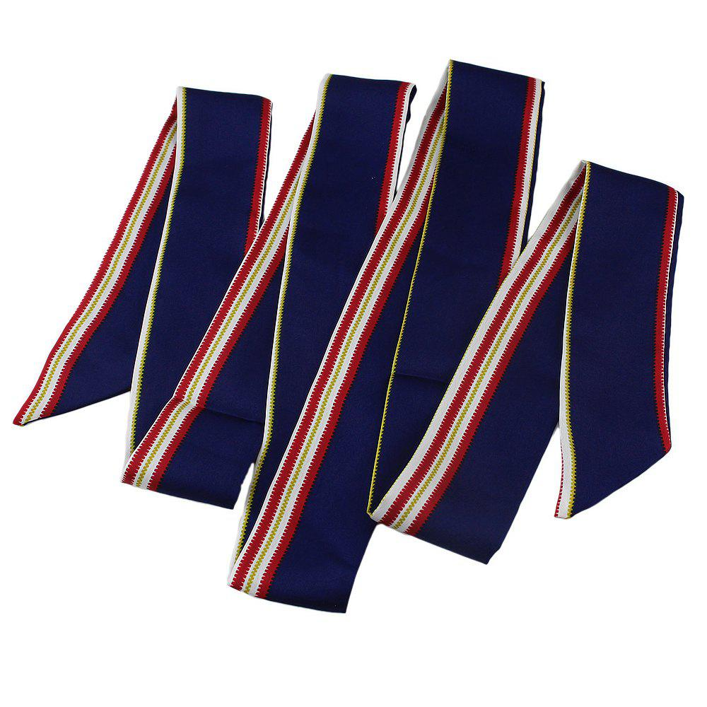 Discount Fashion Super Long Striped Scarf for Women