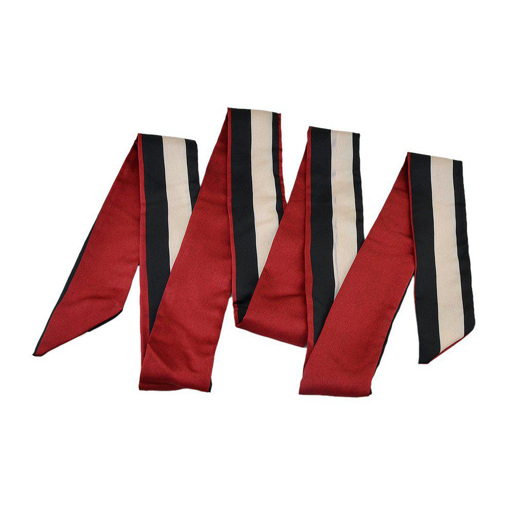 Chic Fashion Super Long Striped Scarf for Women