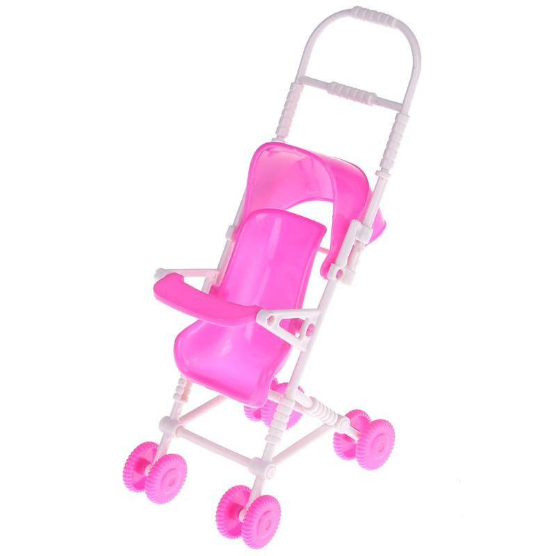 Stroller for Barbie Doll Infant Kids Carriage Stroller Toy 279157401