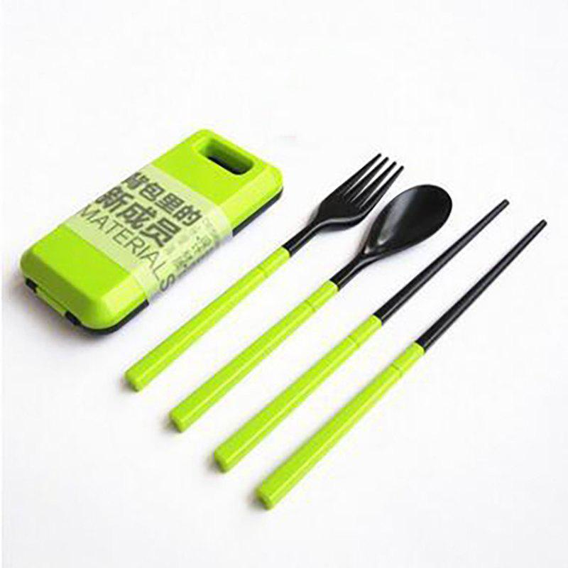 Hot DIHE Convenient and Fast Travel Fold Tableware