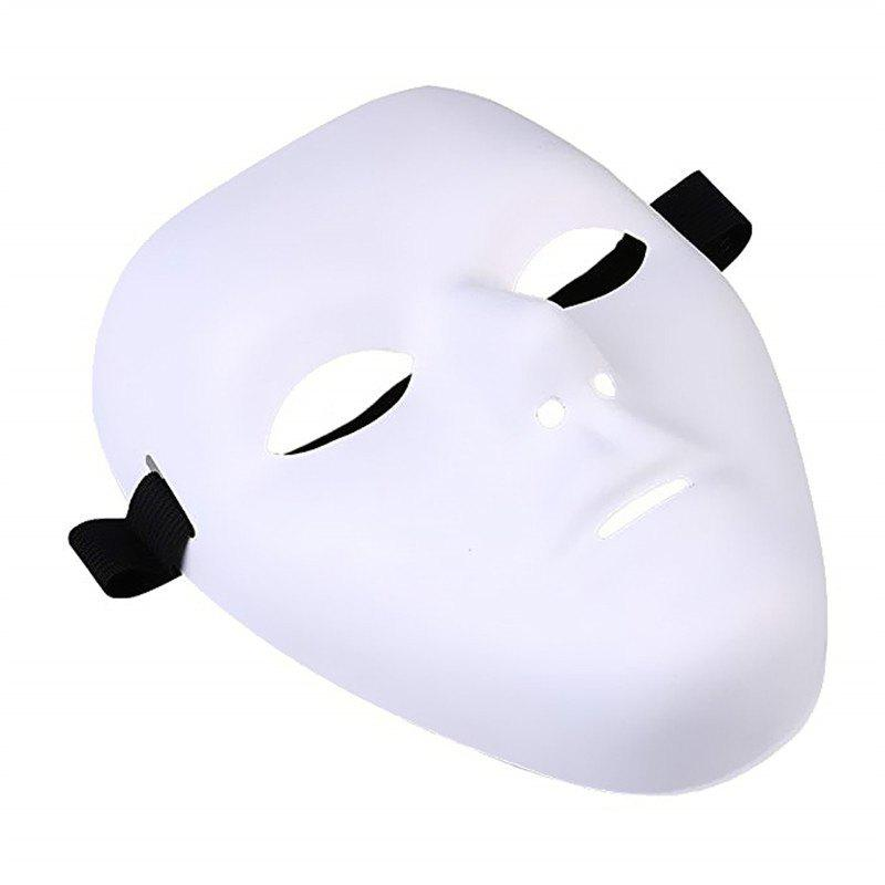 New Thick Blank Male The Phantom Mask Full Face Decorating Craft Halloween