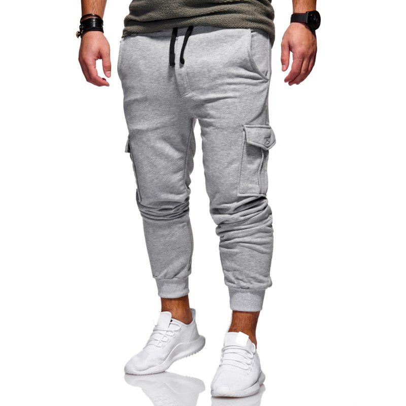 Best Men's Fashion Casual Slim Trousers
