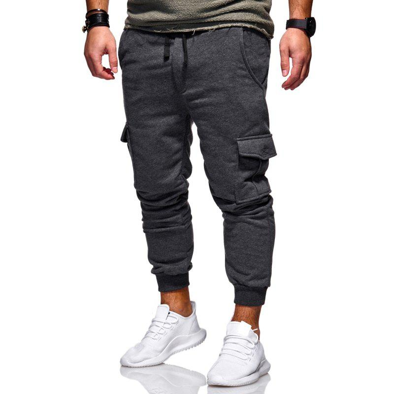 Affordable Men's Fashion Casual Slim Trousers