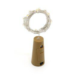 LED Lanterns Bottle Stopper 2 Meter 20 Lights -