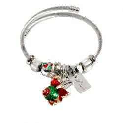 Повелительницы Lovely Little Goldfish Hang Piece Cartoon Bracelet -