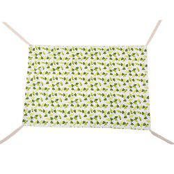Home Travel Can Be Disassembled Convenient Multicolored Sweet Baby Hammock -