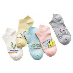 Autumn Winter Fashion Cotton Lap Socks Ladies -
