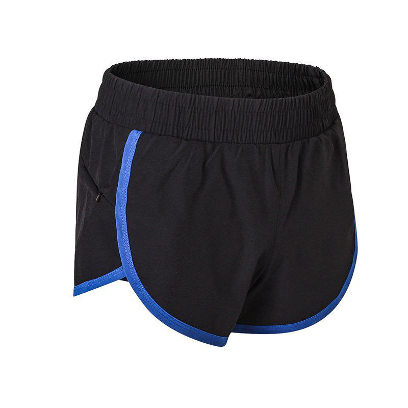 Fashion Women's Yoga Fitness Running Quick-drying Shorts