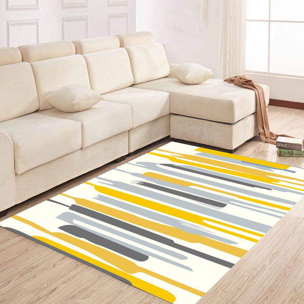 Outfits Living Room  Mat Simple Modern  Nordic Geometric Table Rug