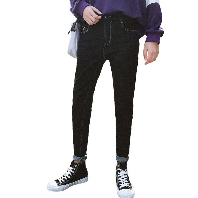 Latest Men's Fashionable Slim Jeans
