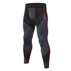 Men's Sports Running Training Fitness Quick-drying High-elastic Combat Pants -