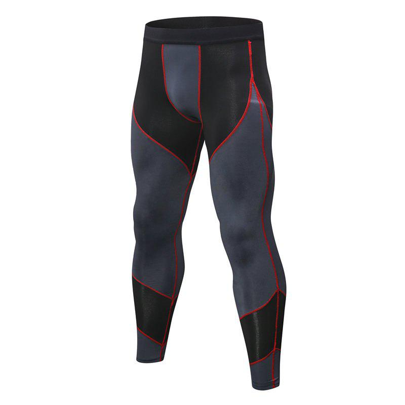 Best Men's Sports Running Training Fitness Quick-drying High-elastic Combat Pants