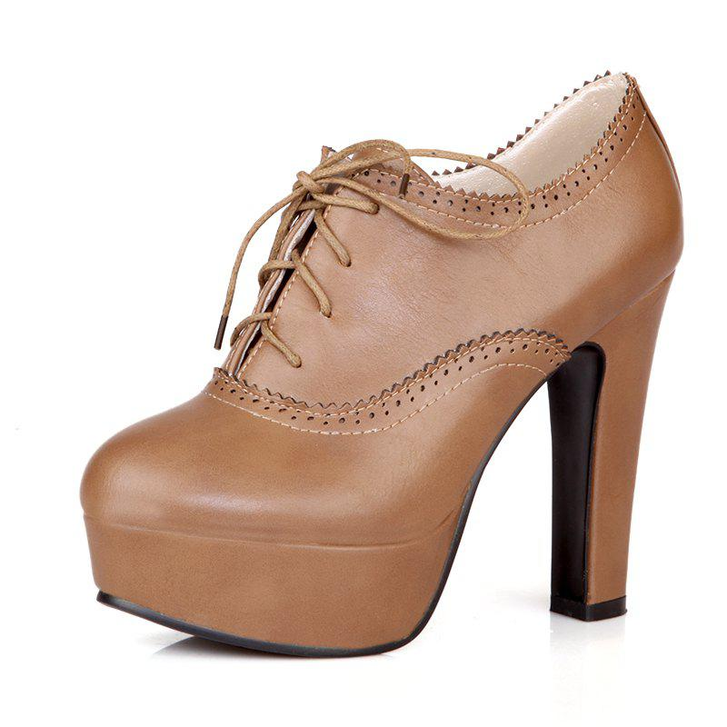 Discount High Heeled Lace Women'S Shoes