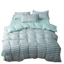 Nordic Aloe Cotton Bedding Set-Dream of Cubic -