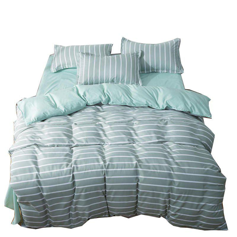 Hot Nordic Aloe Cotton Bedding Set-Dream of Cubic