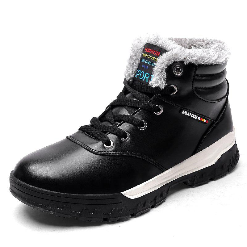 Discount Warm Shoes Men Breathable Outdoor Boots