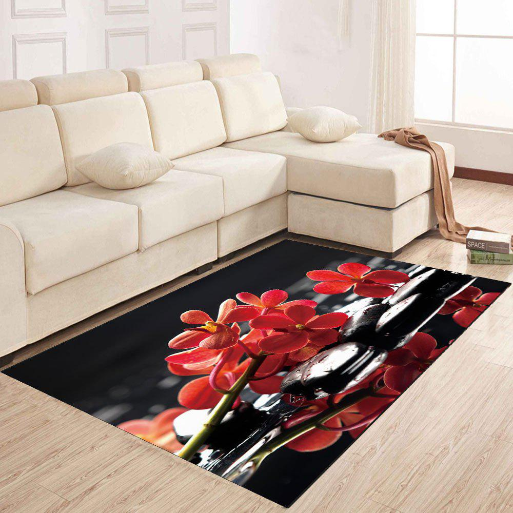 Outfit Living Room Carpet Simple Nordic Geometry Table Blanket
